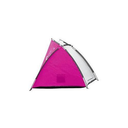 Namiot, parawan plażowy  cloud, różowy marki Spokey
