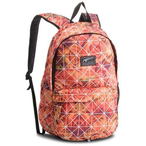 69b104a28af80 Plecak PUMA - Academy Backpack 074719 22 Dusty Coral Roses Aop