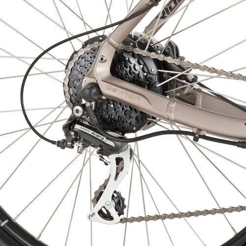 """Elektryczny rower górski Devron Riddle M1.7 27,5"""" - model 2018, Neonowy, 19,5"""" (8596084081261)"""