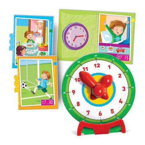 Gra edukacyjna która jest godzina? marki Clementoni