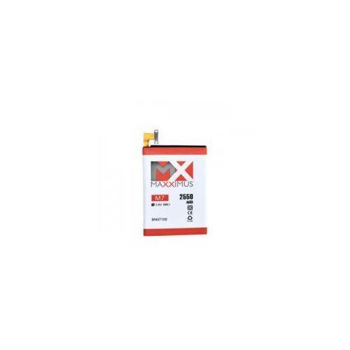 Maxximus Bateria htc one m7 2550 mah