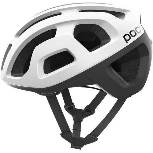 Poc octal x spin kask rowerowy biały l | 56-62cm 2018 kaski rowerowe