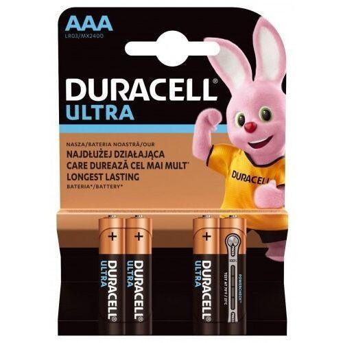 Baterie DURACELL Ultra Power AAA 4szt. (5000394062931)