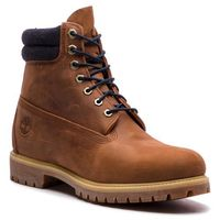 Trapery TIMBERLAND - 6 In Double Collar Boot TB0A1QZJD351 Rawhide, kolor brązowy