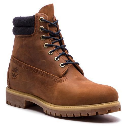 Trapery TIMBERLAND - 6 In Double Collar Boot TB0A1QZJD351 Rawhide