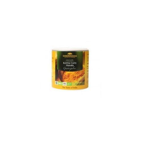 Cosmoveda Mieszanka przypraw korma curry masala organiczna 80g (4032108129662)
