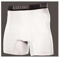 Blackhawk Bokserki engineered fit boxer briefs (84bb01wh) - white