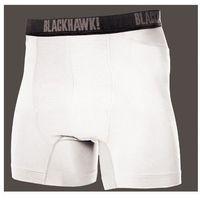 "Blackhawk Slipy engineered fit boxer briefs, męskie materiał 92% nylon 8% spandex, krótkie 6"" - white"