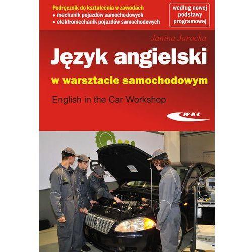 Język angielski w warsztacie samochodowym, Jarocka Janina