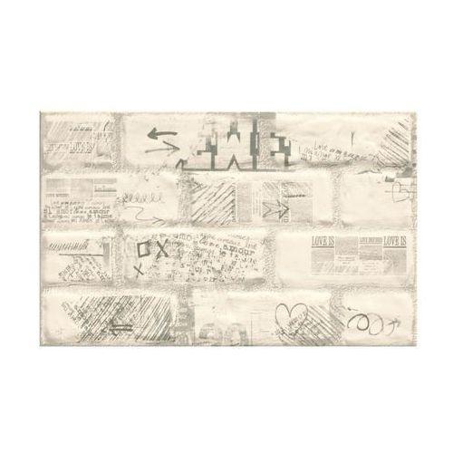 Dekor MURAL BEŻ GRAFFITI STR. 25 X 40 ARTENS (5900139099973)