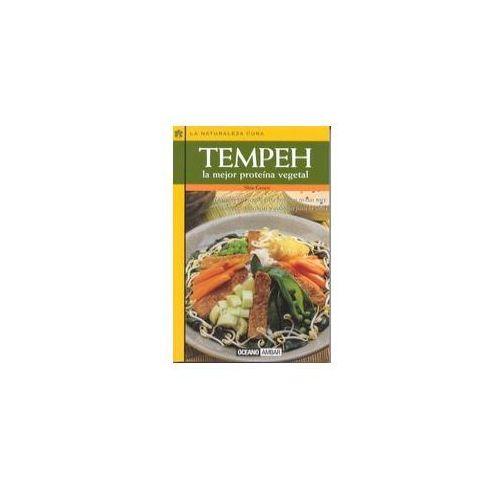 Tempeh : La mejor potencia vegetal, książka z ISBN: 9788475560809