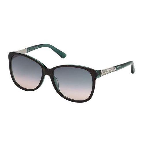 Swarovski Okulary słoneczne sk 0083 56p