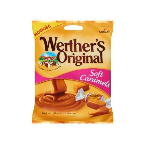 Cukierki karmelowe miękkie Werther's Original 75 g