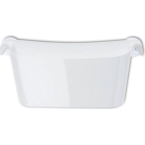 Koziol Półka łazienkowa boks na przyssawki - kolor biały,