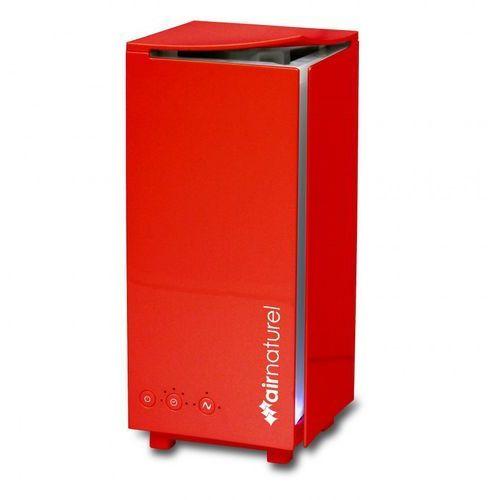 Nawilżacz ultradźwiękowy AIR NATUREL Diffusair Czerwony + Zamów z DOSTAWĄ W PONIEDZIAŁEK! + Zyskaj nawet 300 zł rabatu! + DARMOWY TRANSPORT! (3700459000237)