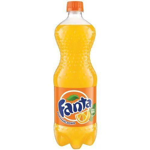 FANTA 1l Pomarańczowy napój gazowany | DARMOWA DOSTAWA OD 150 ZŁ!