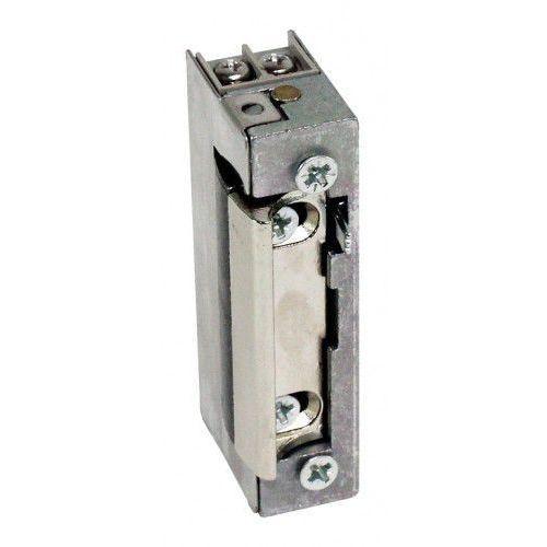 EZ 1443 12V AC/DC Elektrozaczep podstawowy z pamięcią i wyłącznikiem (NC) 12V AC/DC