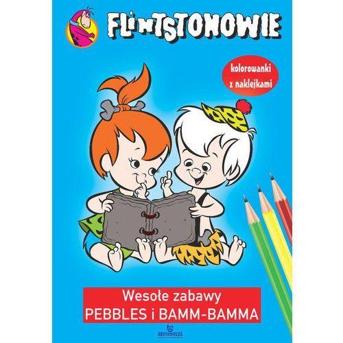 Flintstonowie Wesołe zabawy Pebbles i Bamm-Bamma - Wysyłka od 3,99 (9788380380387)