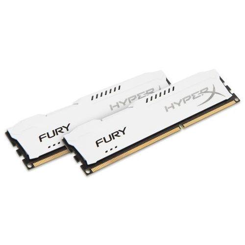 hyperx fury white - ddr3-1866 - cl10 - 16 gb marki Kingston