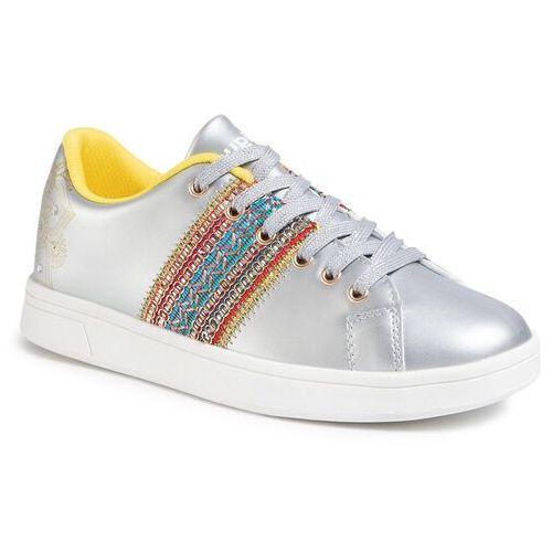 Sneakersy DESIGUAL - Shoes Cosmic Exotic Moon 20SSKP27 2004