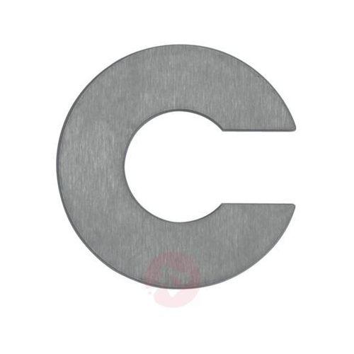 Numer domu litera c (4007235909326)