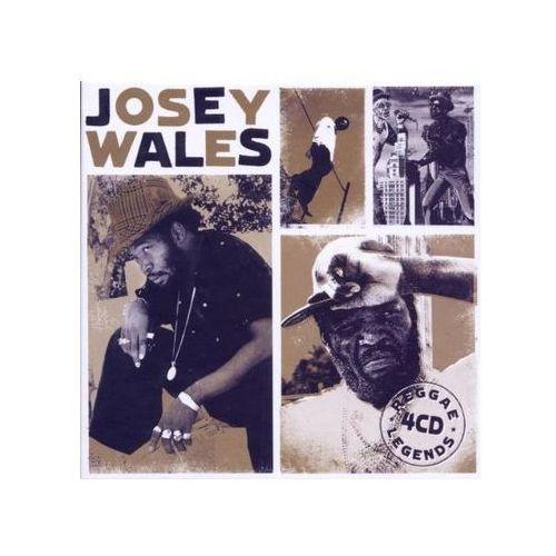 Reggae Legends - Wales, Josey (Płyta CD)