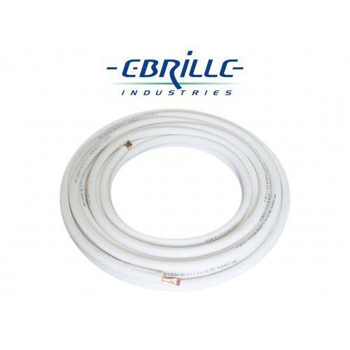 Krąg rury miedzianej w otulinie EBRILSPLIT - 25mb - 5/8cala (15,88mm) (EBR58K), EBR58K