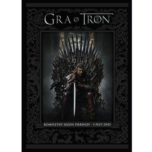 OKAZJA - Gra o Tron. Sezon 1 (5 DVD) z kategorii Seriale, telenowele, programy TV
