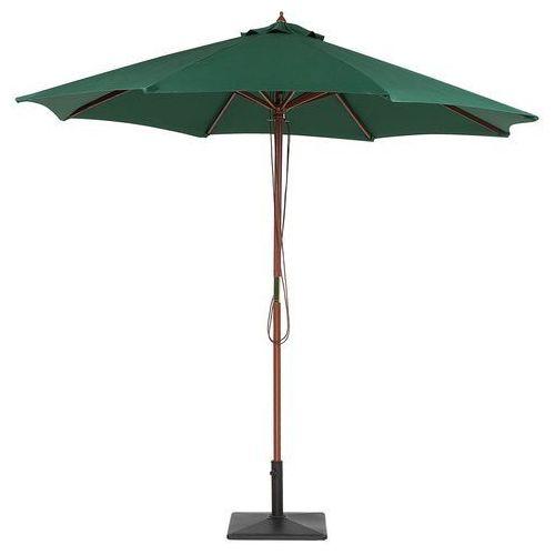 Parasol ogrodowy Ø270 cm zielony TOSCANA II (4251682202398)