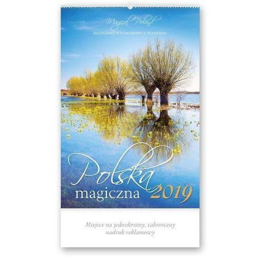 Kalendarz 2019 Reklamowy Polska magiczna RE1, 394075