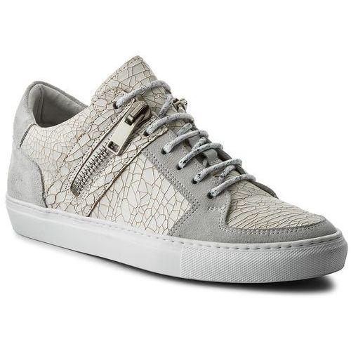 Antony morato Sneakersy - mmfw00909/le300029 white 1000