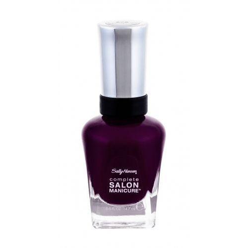 Sally Hansen Complete Salon Manicure lakier do paznokci 14,7 ml dla kobiet 660 Pat On The Black
