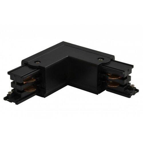Złącze LEWE do szyny montażowej L-connector AZ2983 AZZARDO (5901238429838)
