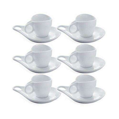 Filiżanka do cappuccino bugatti milla 6 szt. marki Casa bugatti