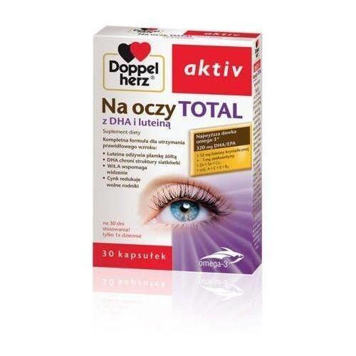 Doppelherz aktiv total na oczy x 30 kapsułek marki Queisser
