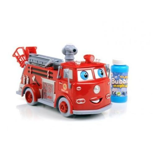 Emily Banki mydlane bańkowóz strażacki cars edek gra (1100000022640)