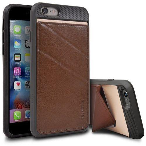 """edge iphone 6/ 6s 4,7"""" - brown marki Rearth ringke"""