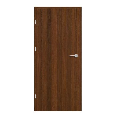 Drzwi pełne Exmoor 60 lewe orzech north