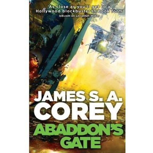 Abaddon's Gate, James S. A. Corey