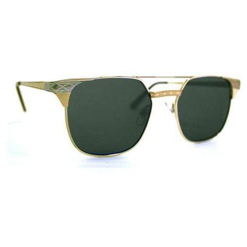 Okulary słoneczne lo fi gold/silver/black marki Spitfire