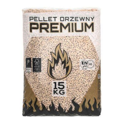Pellet drzewny A1 6 mm 15 kg