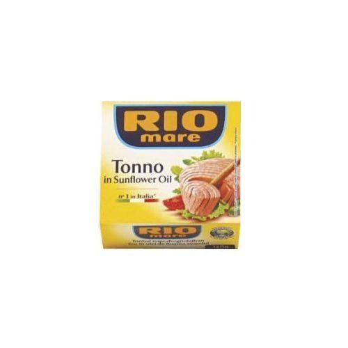Tuńczyk w oleju słonecznikowym Rio Mare 160 g
