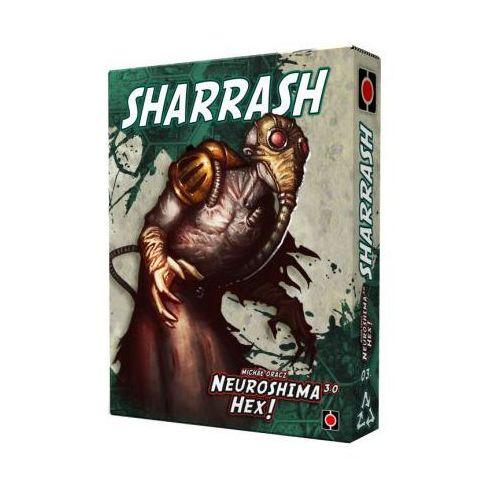 Neuroshima HEX: Sharrash (edycja 3.0) - Poznań, hiperszybka wysyłka od 5,99zł!