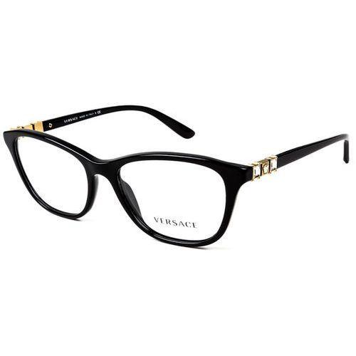 Versace Okulary korekcyjne ve3213b gb1