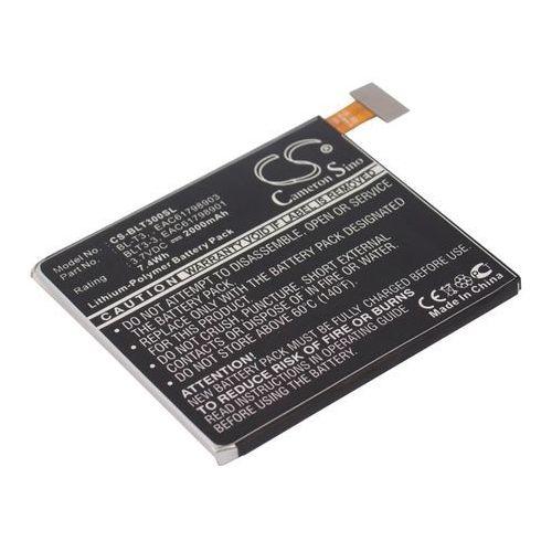 LG BL-T3 2000mAh 7.40Wh Li-Polymer 3.7V (Cameron Sino)
