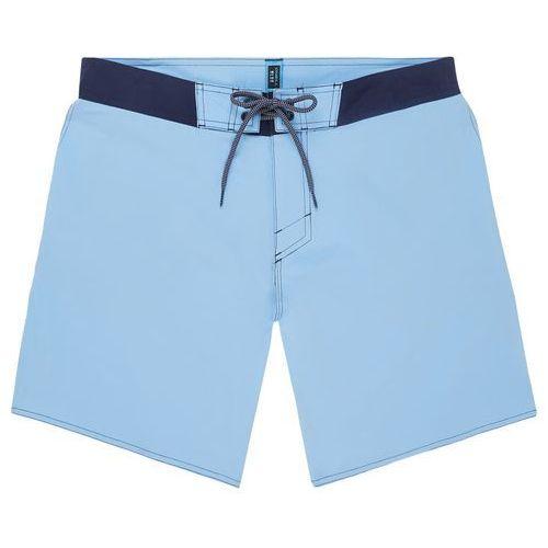 O'NEILL Szorty kąpielowe do kolan 'SOLID FREAK' niebieski / jasnoniebieski