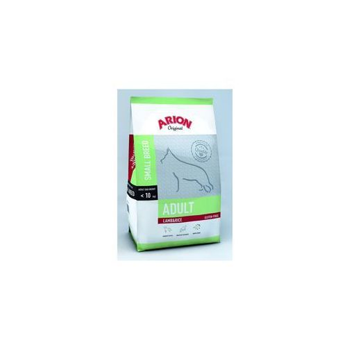 Arion  original adult small breed lamb & rice 3kg - 3000 (5414970055239)
