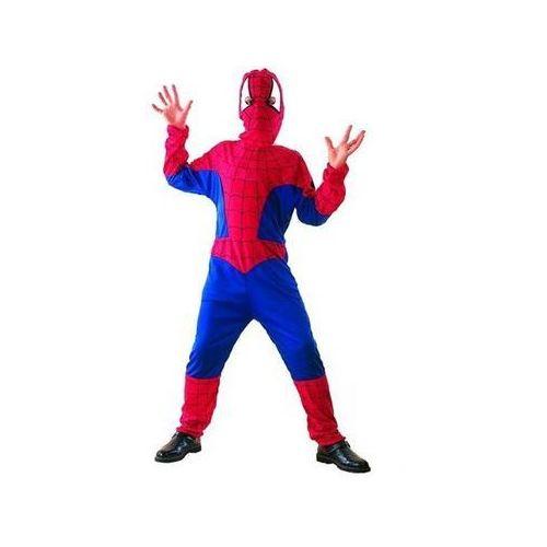 Kostium dziecięcy SpiderMan - M - 120/130 cm, 008534/128