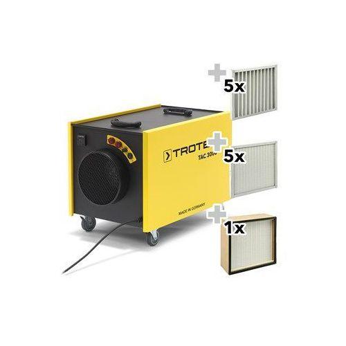 Oczyszczacz powietrza TAC 3000 ochrona przeciwkurzowa zestaw