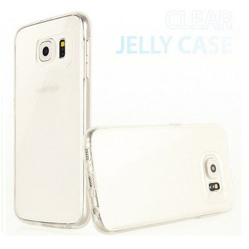 Futerał Back Case Mercury Clear Jelly Samsung Galaxy S6 G920